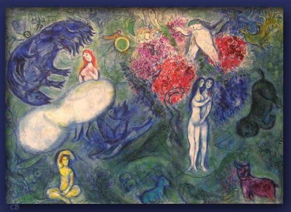 Chagall-Paradis